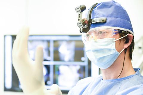 「経験豊富」な担当医